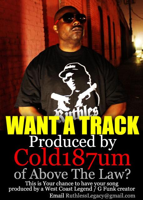 Cold187um west coast g funk