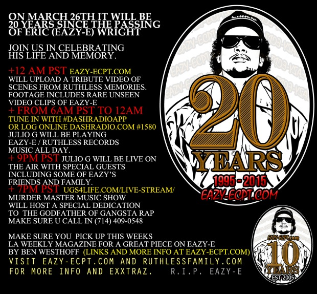 eazye20yearanniversaryripericwright