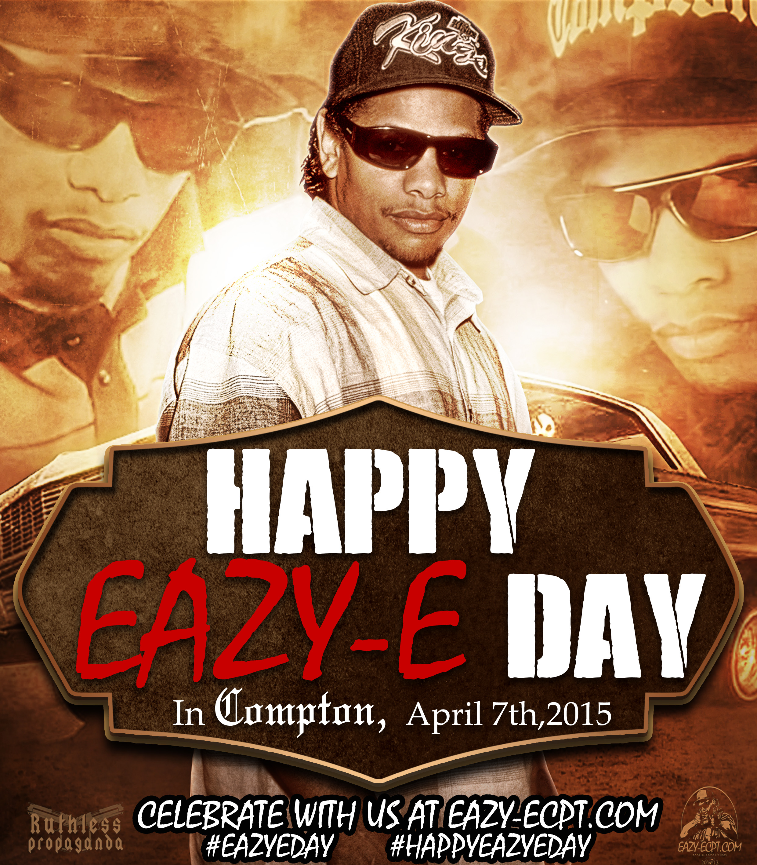 Rapper Frost Says He Knows How Eazy-E